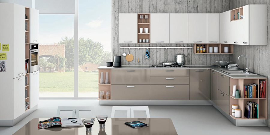 Lube Creo Store Milano - Cucine Lube e Creo Kitchens